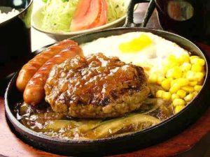 【コロンボセカンド】大垣で美味しいハンバーグランチを食べるならコロンボセカンド!!