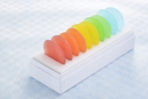 【大垣の新名物みずのいろ】世界一美しい和菓子として大垣のお菓子が話題沸騰!