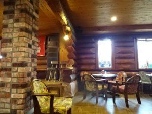 【オレンジガーデン】地元民に愛されるログハウス風のオシャレな喫茶店でまったりモーニング!