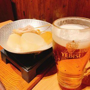 【ごきげんえびす】大垣駅から徒歩3分!!エビスビールが人気の九州料理居酒屋