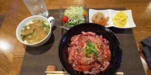 【TOPER'Sダイニング】大垣の人気居酒屋がついにランチ解禁!絶品のローストビーフ丼